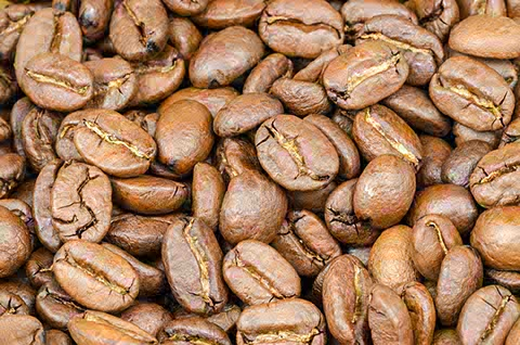 The art of making Arabic coffee