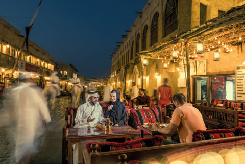 12 things to do in Souq Waqif