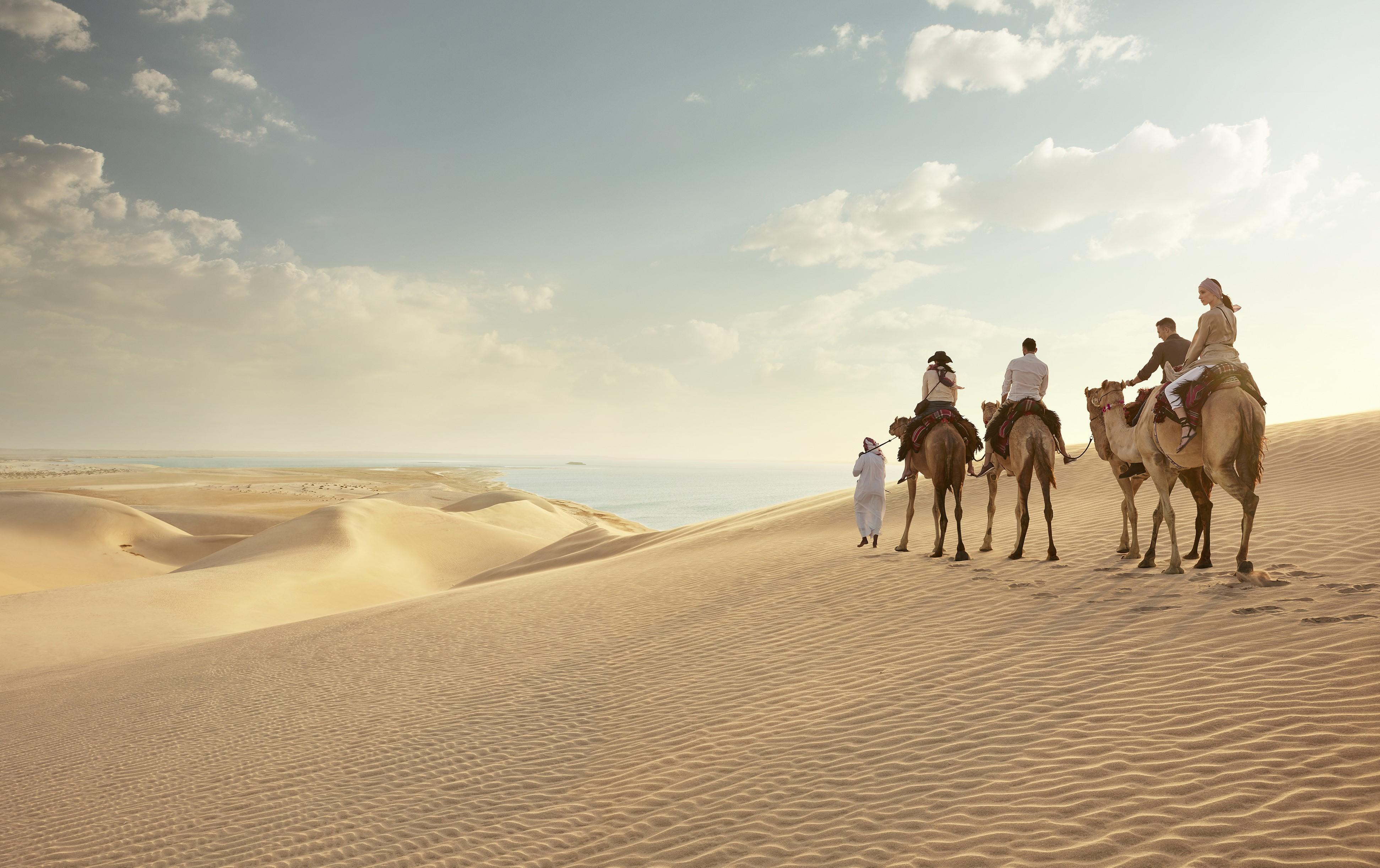 The desert | Visit Qatar